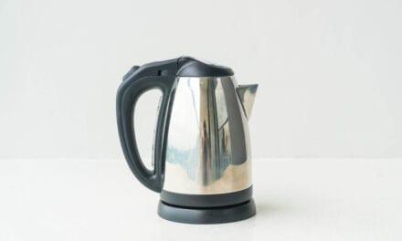 Wasserkocher entkalken: 5 Hausmittel inklusive Anleitung